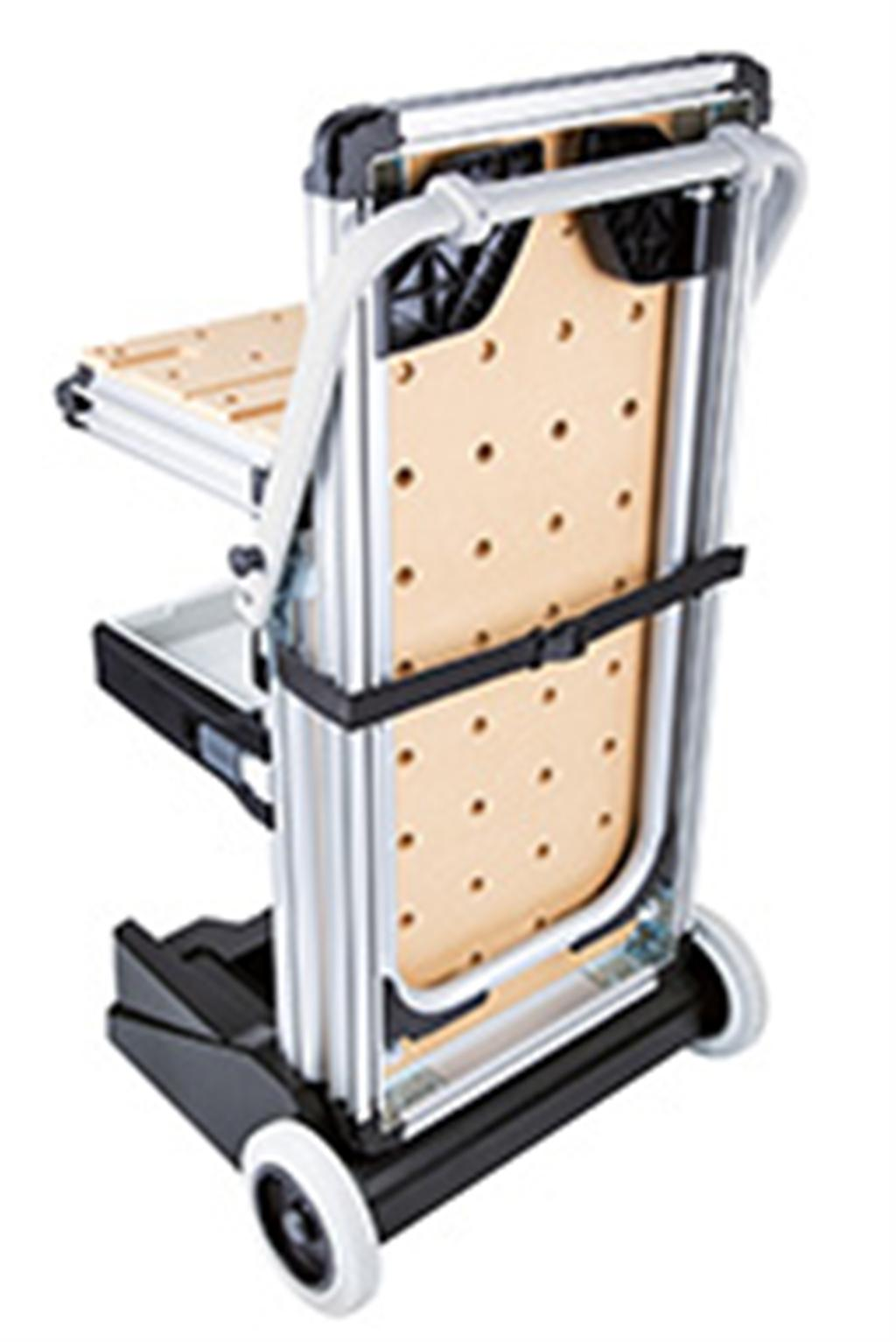 systainer® and table can be securely attached to the base. With a total
